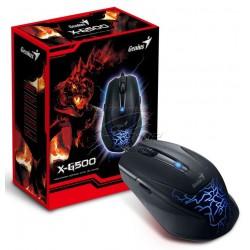 Mouse Genius X-G500, Black