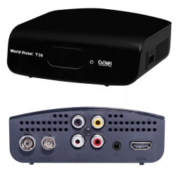 Цифровой ТВ приемник WorldVision T39
