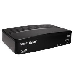 .Цифровой ТВ приемник WorldVision T55D